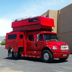 RV And Camping. Learn Everything You Need To Know About Camping. Camping is the ideal wholesome activity that you can do with family and friends. Cool Trucks, Big Trucks, Cool Cars, Camper Caravan, Camper Trailers, Kombi Motorhome, Off Road Camper, Expedition Vehicle, Truck Camper