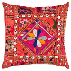 maybe just some patchwork pillows for the bohemian layers.