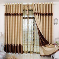 diseños cortinas para salas elegantes - Buscar con Google