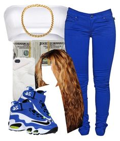 """""""."""" by trillest-queen ❤ liked on Polyvore featuring Missoni, Dollydagger and NIKE"""