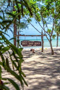 White Sand Beach - Khao Lak, Thailand