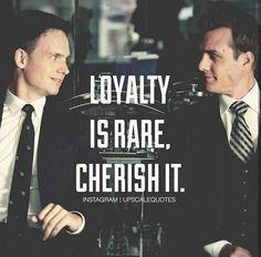 @riddhisinghal6 / Harvey Spector, Mike Ross, Suits, TV, show, serial, friendship, brotherhood, quote, loyalty, Jessica Pearson, Rachel Zayn, Donna Paulson, Louis Litt