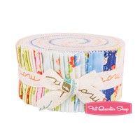 Aloha Girl Jelly RollFig Tree Quilts for Moda Fabrics