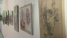 Kiállítással zárt a művésztelep - Gyulatelevízió