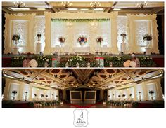 Indonesian wedding decoration Venue : Balai Sudirman
