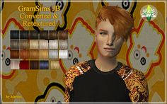 GramSims JB Converted & Retextured