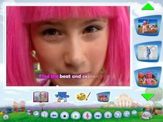 SALE: LazyTown's Dr. Rottenstein BooClip for iPad is now 1.99$ (was 2.99$). All Top 100 Discounted Apps for Kids: http://www.appysmarts.com/discounts.php