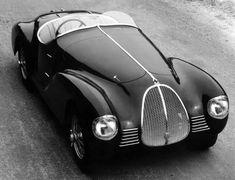 1940, Auto Avio Costruzioni 815 - Ferrari's first car of his own, if not in name.