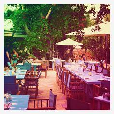 Ibiza   I love eatting here!!  La Paloma