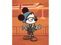 Monorail Mouse
