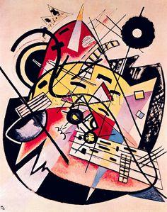 O Ponto Branco - Kandinsky e suas pinturas | O pioneiro da arte abstrata