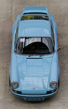 Porsche 911 RS - Words cannot begin to describe the perfection that is present in this picture.