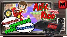 Ou dorme Ou joga: Jogando conversa fora jogando (Master System - ALEX KI...