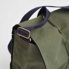 Canvas Satchel – Irish Design Shop Canvas Backpack, Sling Backpack, Irish Design, Design Shop, Messenger Bag, Satchel, Textiles, Bags, Shopping
