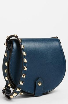 Studded perfection: Rebecca Minkoff Leather Crossbody Bag