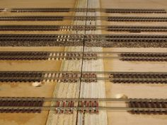 "Free-moN Staging Yard - 16""x10' - Model Railroader Magazine - Model Railroading, Model Trains, Reviews, Track Plans, and Forums"