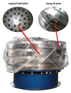 rotary-vibratory-screens