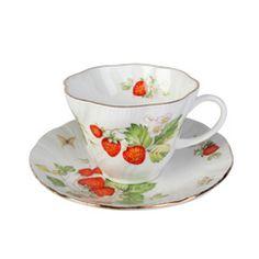 Queens, Virginia Strawberry cup