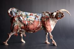 Ceramics by Gaynor and Paul Ostinelli and Priest at Studiopottery.co.uk - 2009/10 Red Bull