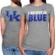 I believe in blue