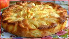 keverd-ossze-a-suti-hozzavaloit-tedd-ra-az-almaszeleteket-es-mar-mehet-is-a-sutobe Cakes And More, Apple Pie, Quiche, Muffin, Cookies, Breakfast, Sweet, Recipes, Food