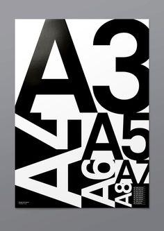 typographic posters - Buscar con Google