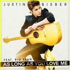 "Hello All, We are here with a Hollywood Song ""As Long As You Love Me"" By Canadian Singer Justin Bieber, Which is from his 3rd Studio Album ""Believe"" which was released on June 15, 2012, This Song Has Amazing song lyrics which are penned By Rodney ""Darkchild"" Jerkins, Andre Lindal, Atweh, Bieber and Sean Anderson, it is also a kind of Duet song Which Features Big Sean with Justin Bieber in this song Lets Start with the Lyrics Of This Beautiful Song SONG DETAILS SONG: As Long As You Love Me…"