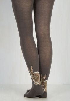 Not a Hare Out of Place Tights.