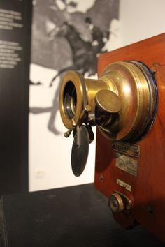 """Exposición """"Orígenes del cine"""". Museo Interactivo de la Música (Málaga) / """"Origins of Film"""" Exhibition. Interactive Music Museum (Málaga)"""