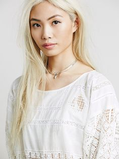 Free People FP New Romantics Leela Tunic at Free People Clothing Boutique