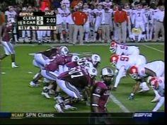 2005 Clemson vs South Carolina Football Game