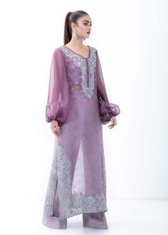 Punjabi Suits Designer Boutique, Ethnic Wear Designer, Cutwork Embroidery, Silk Pants, Custom Printed Shirts, Carnations, Wedding Wear, Designer Dresses, Cold Shoulder Dress