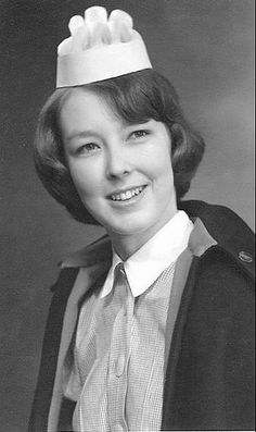 Staff nurse 1960