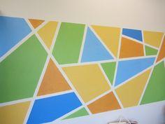 Preteen classroom paint!