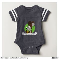 Cute mouse cartoon shirts