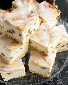 Food Cakes, Feta, Camembert Cheese, Cake Recipes, Mango, Brunch, Sweets, Impreza, Baking