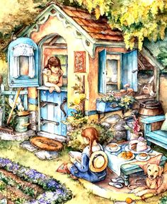 Our Little House by Kim Jacobs