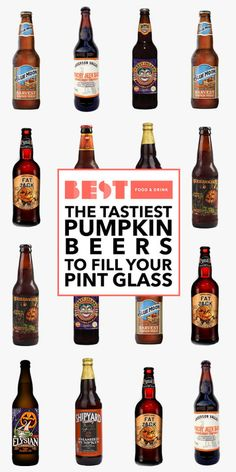 Bring the pumpkin patch to your pint glass!