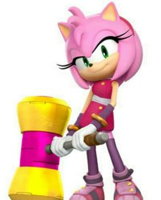 Sonic Boom Amy Rose by Sonic Boom Amy, Sonic Dash, Sonic And Amy, The Sonic, Amy Rose, Shadow The Hedgehog, Sonic The Hedgehog, Hedgehog Cake, Cloverfield 2