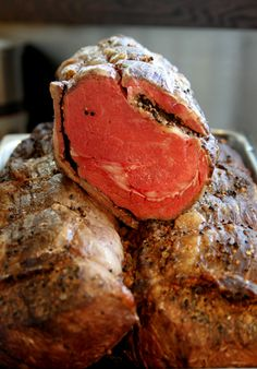 the perfect Roast Beef :) Let me know if you need it translated...