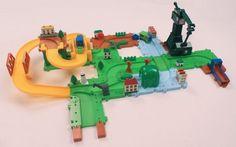 Железная дорога «Голубая стрела. Станция товарная»
