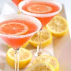 Sparkling #Strawberry #Lemonade