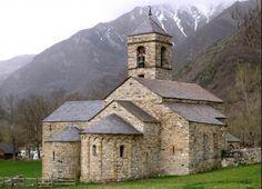 Sant Feliu de Barruera, Vall de Boi