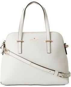 Kate Spade Cedar Street Maise (Cream) - Bags and Luggage on shopstyle.com