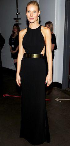 Gwyneth in Stella McCartney at the 2012 Grammys. Always the best dressed.