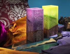 Chi osserva una candela Maeva per la prima volta ne apprezza il design ricercato, i colori e la profumazione. Solo con uno sguardo più attento si accorge della particolarità: nessuna fiamma ma una luce led che ne riproduce l'effetto! Non vi resta che acquistarle su Artimondo Italia ;) http://www.stilefemminile.it/maeva-il-led-che-ricrea-la-magia-delle-candele-artimondo/