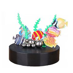 iPhyhe-Magnetic-Sculpture-Desk-Toy-for-Stress-Relief-and-Intelligence-Development-Tropical-Fish
