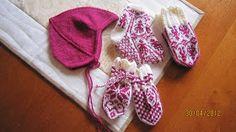 Mays Quilte- og Strikkeblog: strikking