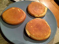 Koolhydraatarme recepten: Pancakes