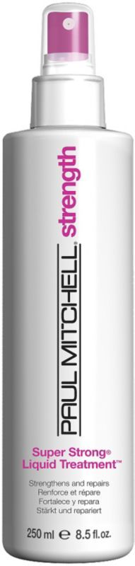 Paul Mitchell Strength Super Strong Liquid Treatment helps seal split ends for smooth, healthy - looking results. Damaged Hair Repair, Paul Mitchell, Hair Restoration, Damp Hair Styles, Fragrance Parfum, Up Hairstyles, Bath And Body, Salons, Hair Care